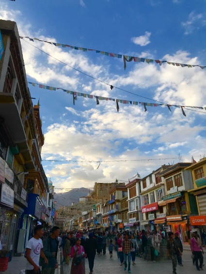The Market of Leh